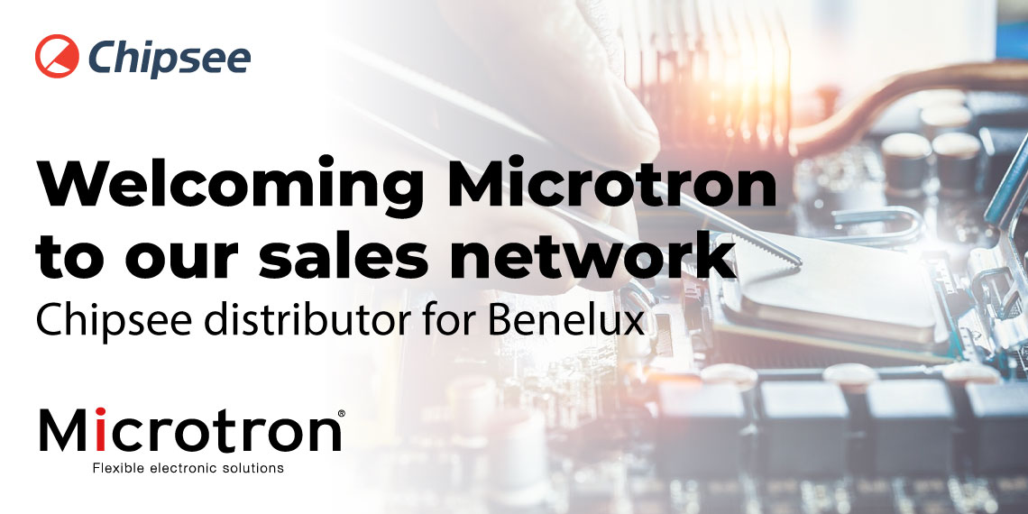 Microtron new distributor
