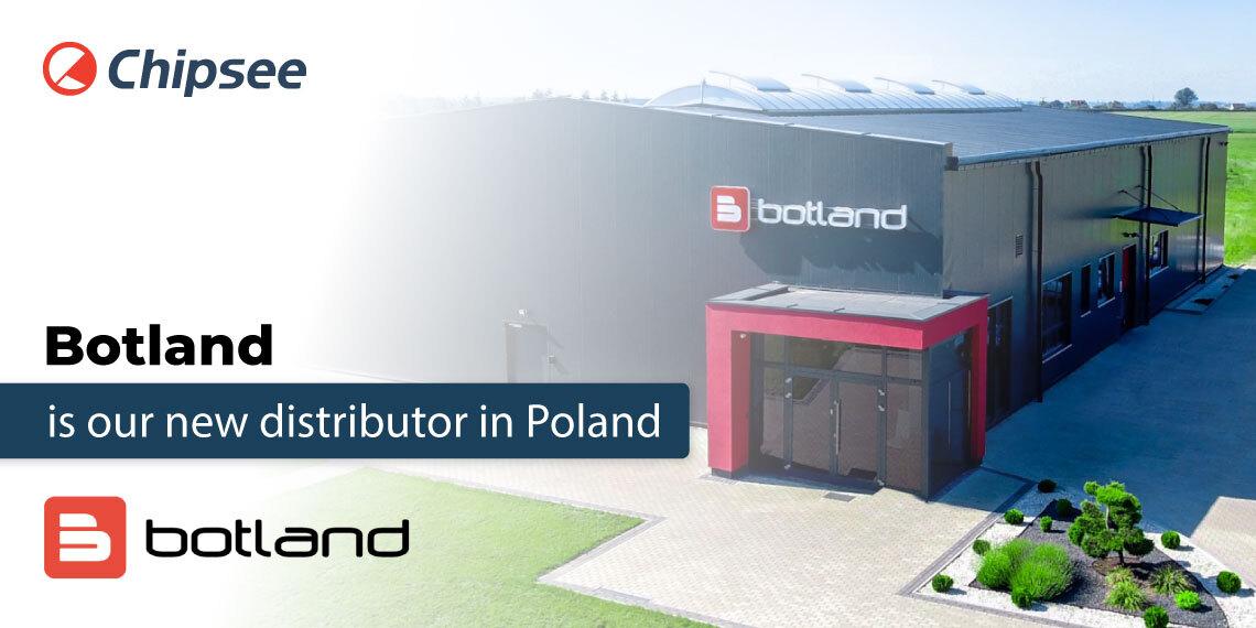 Botland new distributor