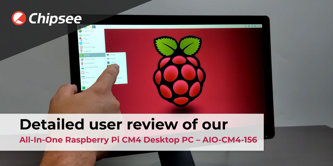 All-In-One Chipsee Pi review