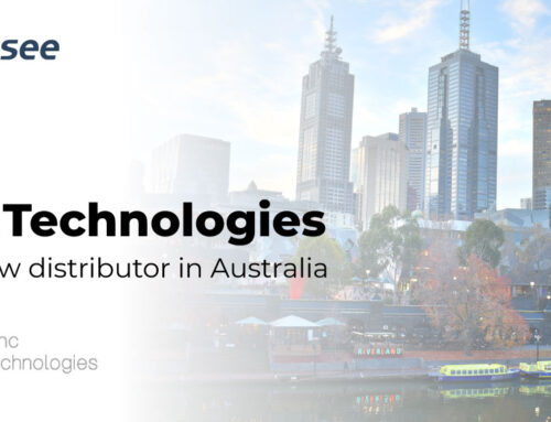 Xinc Technologies is our new distributor in Australia